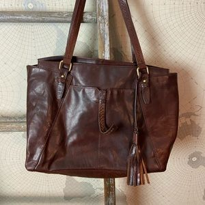 Diba True Shoulder tote bag EUC like new